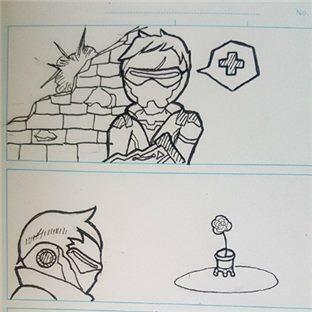 漫画:奶妈不奶人怎么办,我有外卖小嘎