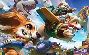 LOL猫狗大战:甜蜜的宠物秀即将开始
