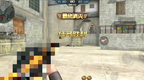 穿越火线: cf手游螃蟹-这把枪穿两个箱子不减伤害!